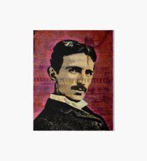 Nikola Tesla Art Board