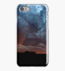 Storm clouds iPhone Case/Skin