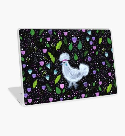Glam Huhn Laptop Folie
