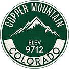 COPPER MOUNTAIN COLORADO Ski Skiing Mountain Mountains Skiing Skis Silhouette Snowboard Snowboarding 4 by MyHandmadeSigns