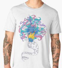 Mermaid Woman Men's Premium T-Shirt