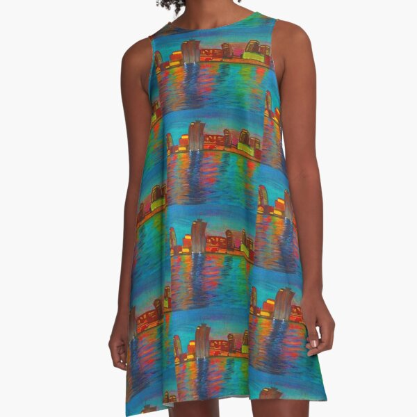 Nola by Natchez A-Line Dress