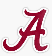 University of Alabama - Style 5 Sticker