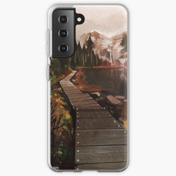 Mountain Path Samsung Galaxy Soft Case