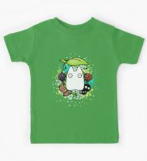 Chibi Totoro Kids Tee