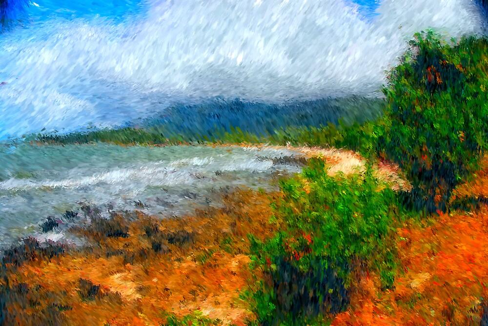 Northern Beach by Frank  McDonald