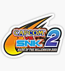 Capcom vs. SNK: Millennium Fight Sticker