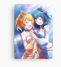 Kanon and Shiho Canvas Print