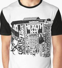 Survival Guide (black) Graphic T-Shirt