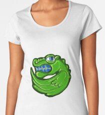 Green dragon Women's Premium T-Shirt