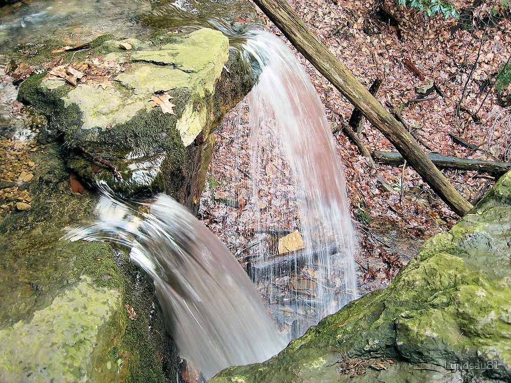 And the Water Falls  by Lyndsay81