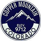 COPPER MOUNTAIN COLORADO Ski Skiing Mountain Mountains Skiing Skis Silhouette Snowboard Snowboarding 5 by MyHandmadeSigns