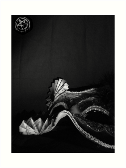 The Mask by Vicki Spindler (VHS Photography)