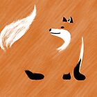 Unique Fox Design by oursunnycdays