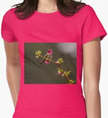 SPRING DELLIGHT Womens Fitted T-Shirt