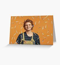 Mac Demarco - Viceroy T-Shirt Greeting Card