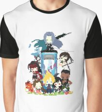 Final Fantasy 7  Graphic T-Shirt