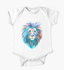 LION COLORED One Piece - Short Sleeve