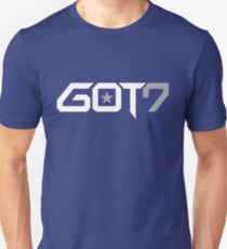 Got 7 Standart logo 1 Unisex T-Shirt