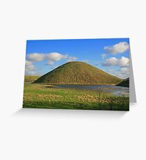 Silbury Hill Greeting Card