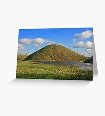 Silbury Hill Greeting Card