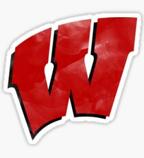 University of Wisconsin - Style 5 Sticker