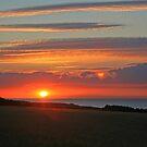 Norfolk Sunset by RedHillDigital