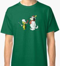 Touché Turtle and Dum Dum, Cartoon Series, Hanna-Barbera Classic T-Shirt