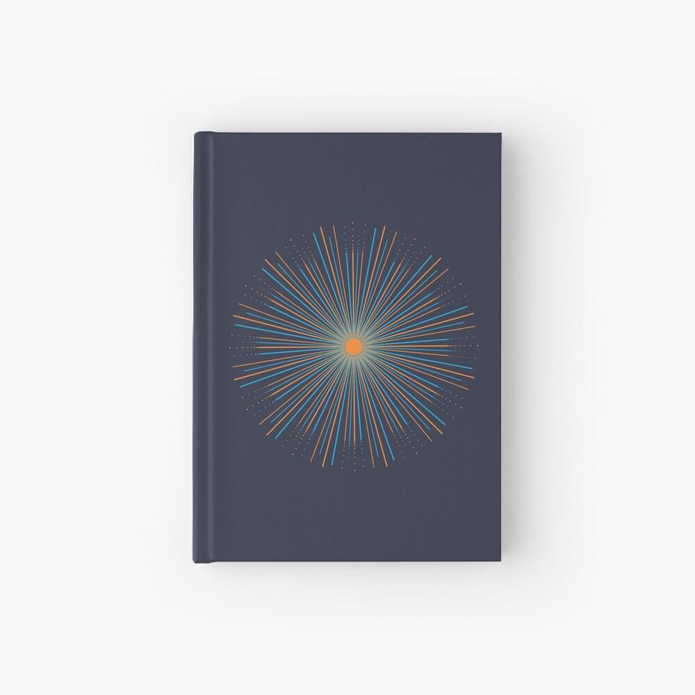 Sunburst Hardcover Journal