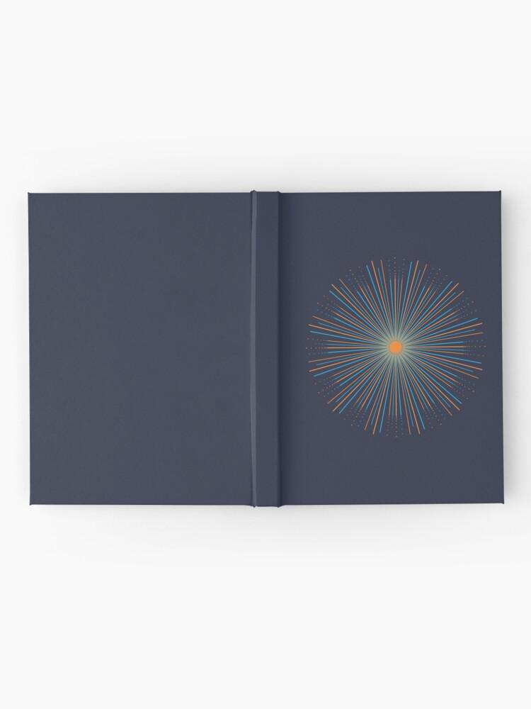 Alternate view of Sunburst Hardcover Journal