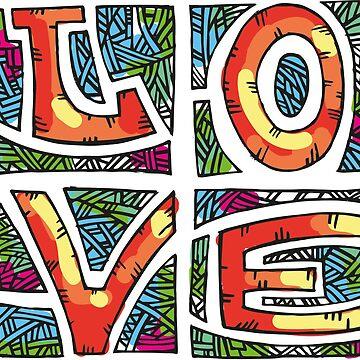 Love Alphabet by rafo