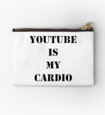 Youtube ist mein Herz Täschchen