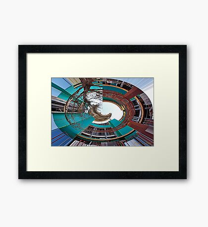 The Growth Within Framed Print
