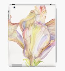 Faded Hibiscus Blossom iPad Case/Skin