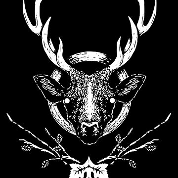 Stag by bjolfr
