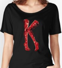 KINKY BOOTS Women's Relaxed Fit T-Shirt
