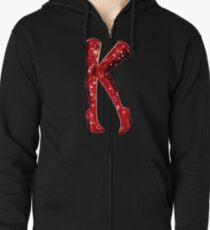KINKY BOOTS Zipped Hoodie