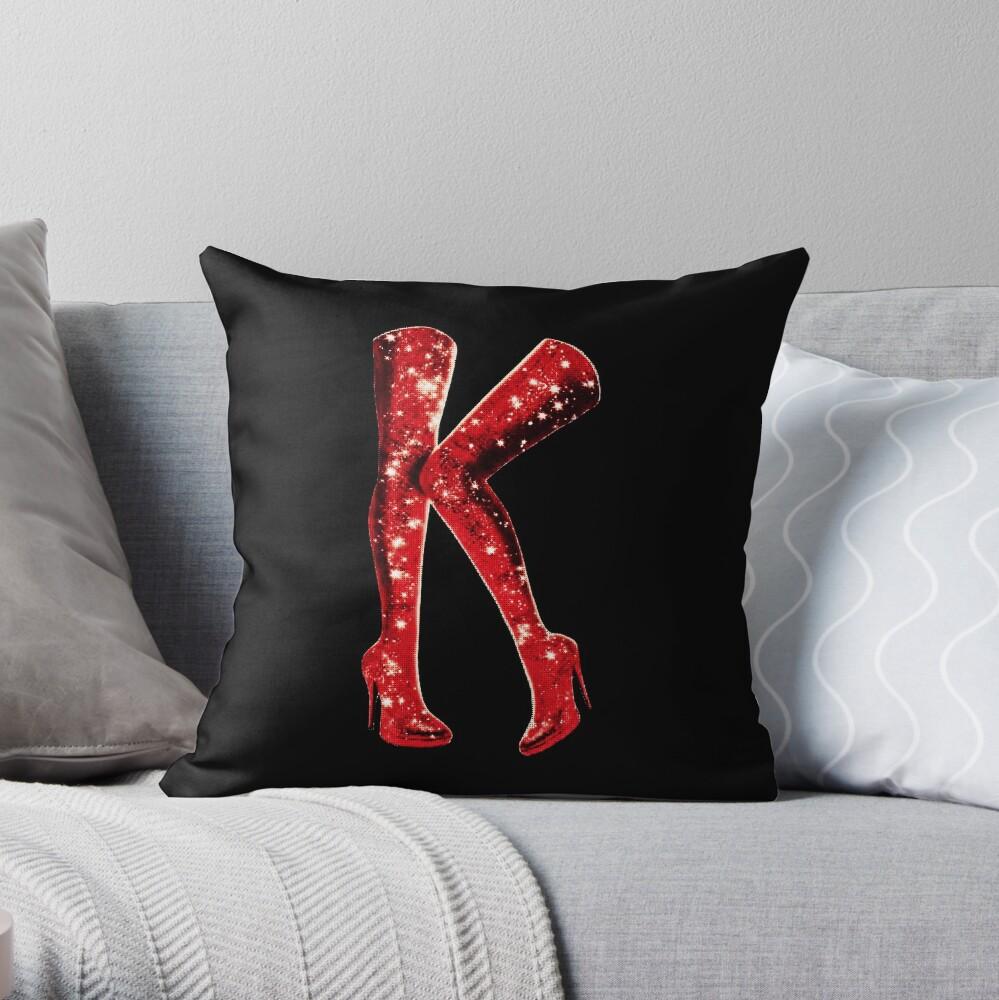 KINKY BOOTS Throw Pillow