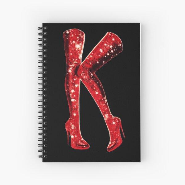 KINKY BOOTS Spiral Notebook