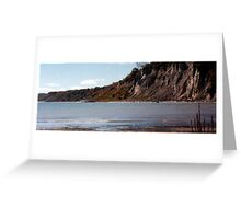 Scarborough Bluffs Greeting Card