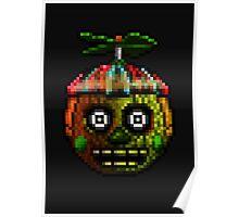 Quot Five Nights At Freddy S 3 Pixel Art Phantom Balloon