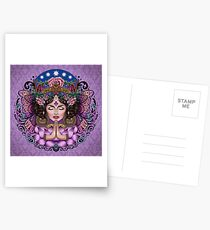 Sacred Spirit - Boho Goddess Postcards