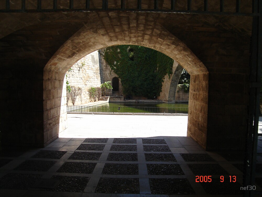Palma de Majorca by nef30