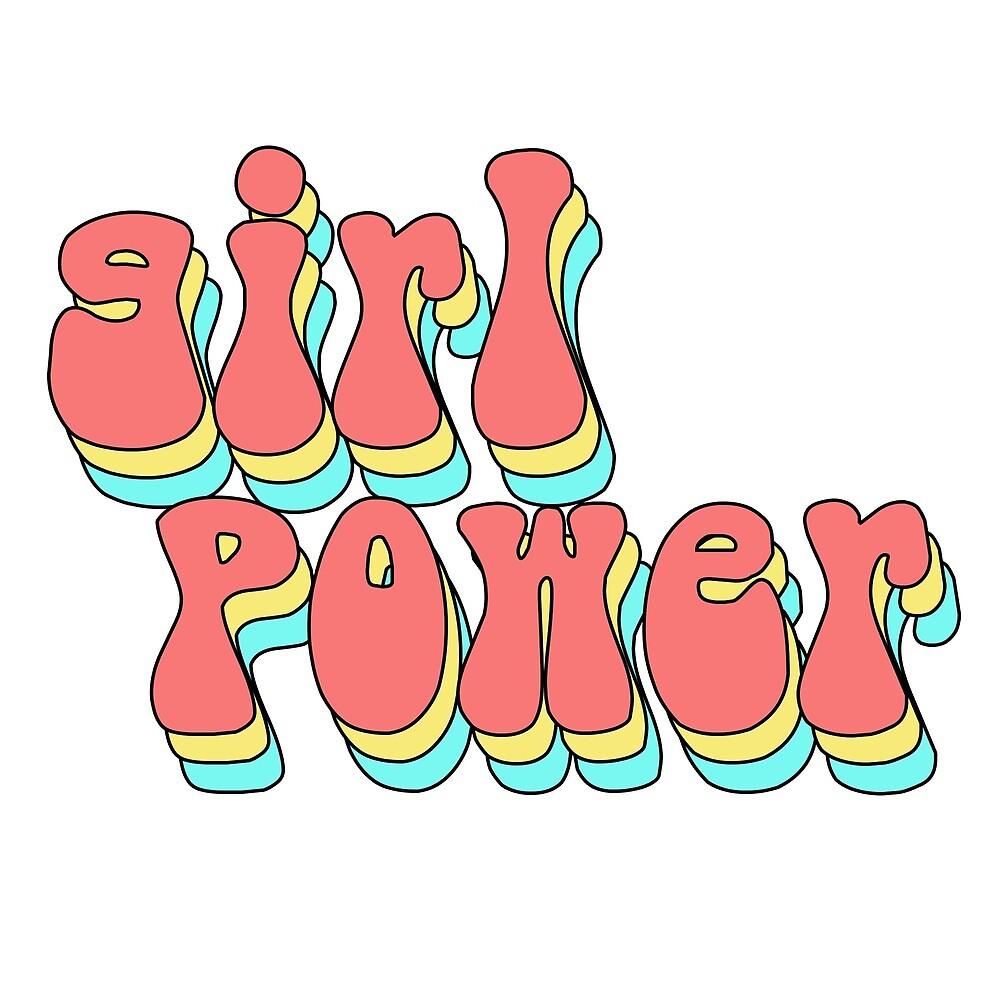 girl power by Alana Poser
