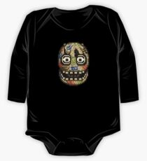 Five Nights at Candy's - Pixel art - Blank animatronic One Piece - Long Sleeve