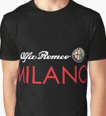 ALFA ROMEO 2 Graphic T-Shirt