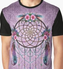 Dreamcatcher - Boho Style Graphic T-Shirt