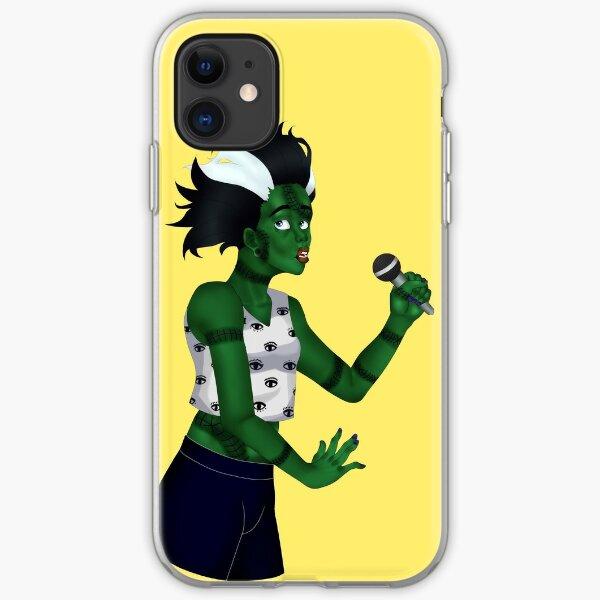 Zombie Frankenstein Funda blanda para iPhone