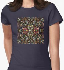 Beads! Women's Fitted T-Shirt