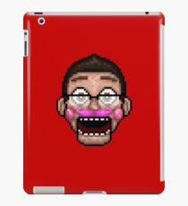 Markiplier Animatronic - Five Nights at Candy's - Pixel art iPad Case/Skin